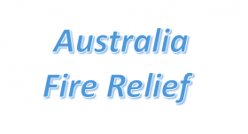 Help support those fighting bushfires in Australia!