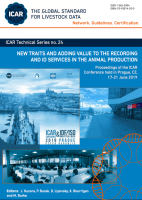 The Proceedings of the 43rd ICAR Conference held in Prague (June 2019) are now available