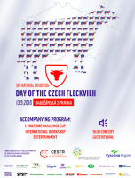 Day of the Czech Fleckvieh 13. 9. 2018